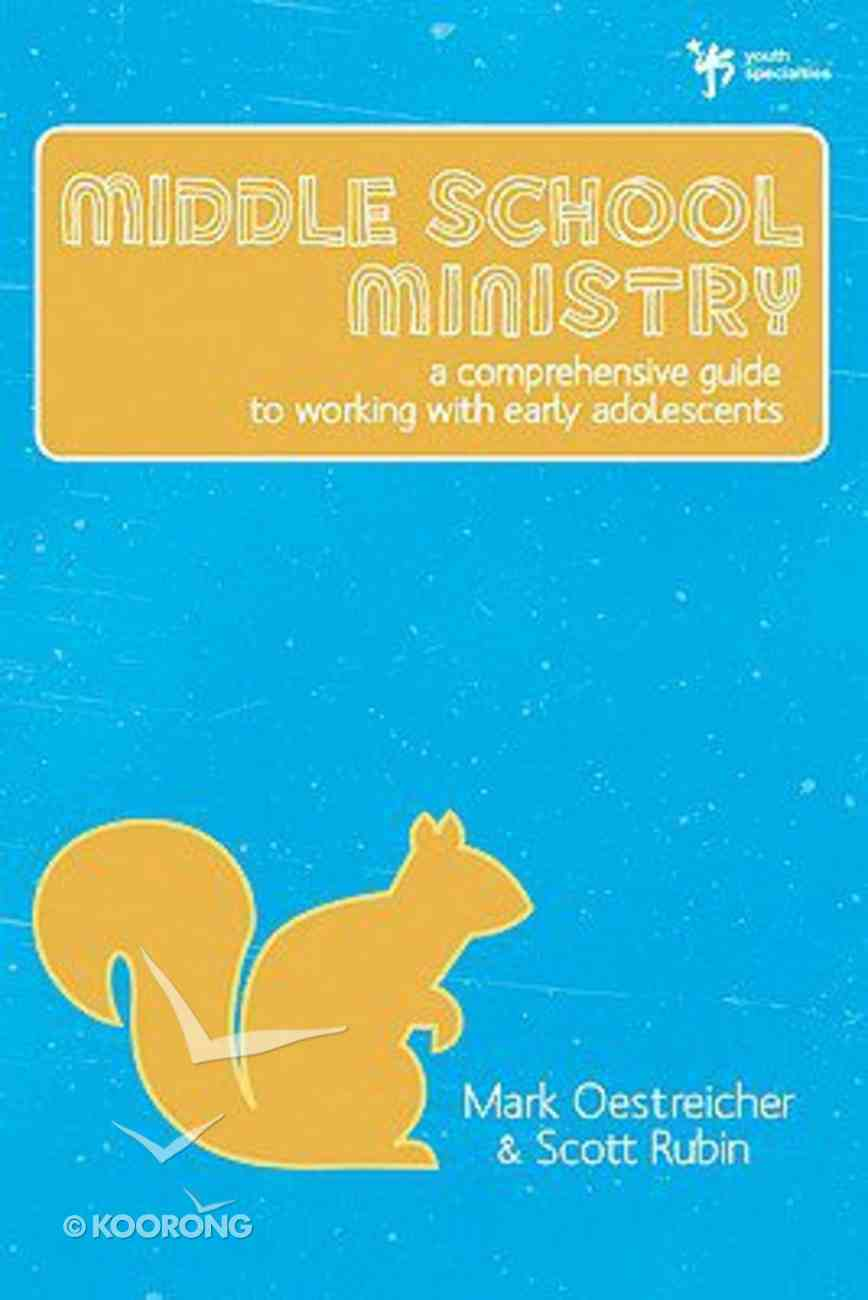 Middle School Ministry Paperback