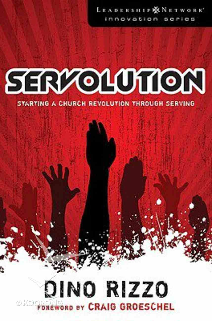 Servolution (Leadership Network Innovation Series) Paperback