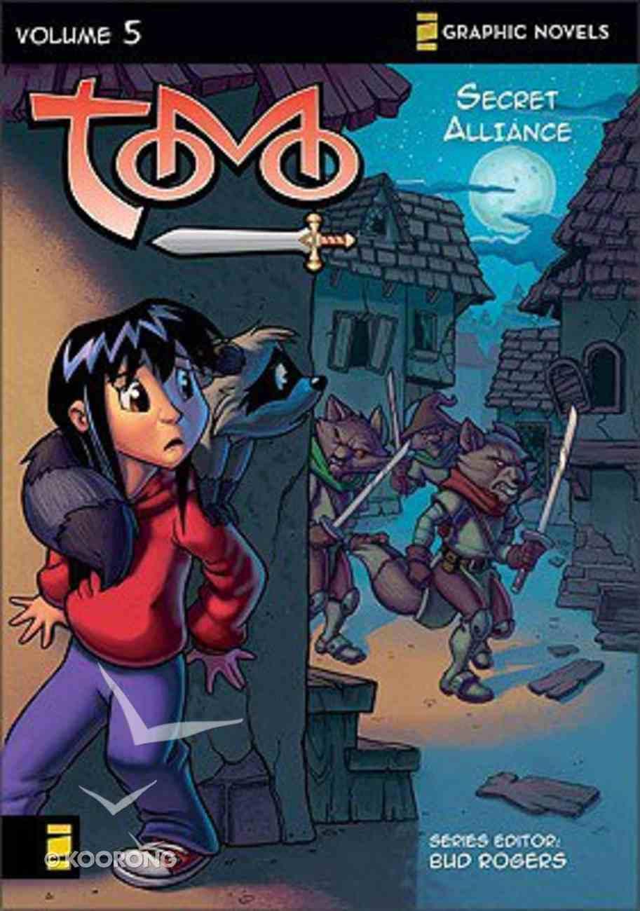 Secret Alliance (Z Graphic Novel) (#05 in Tomo Series) Paperback