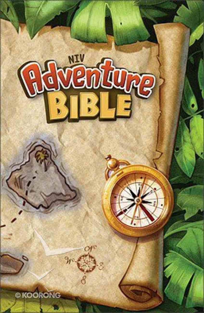 NIV Adventure Bible Paperback