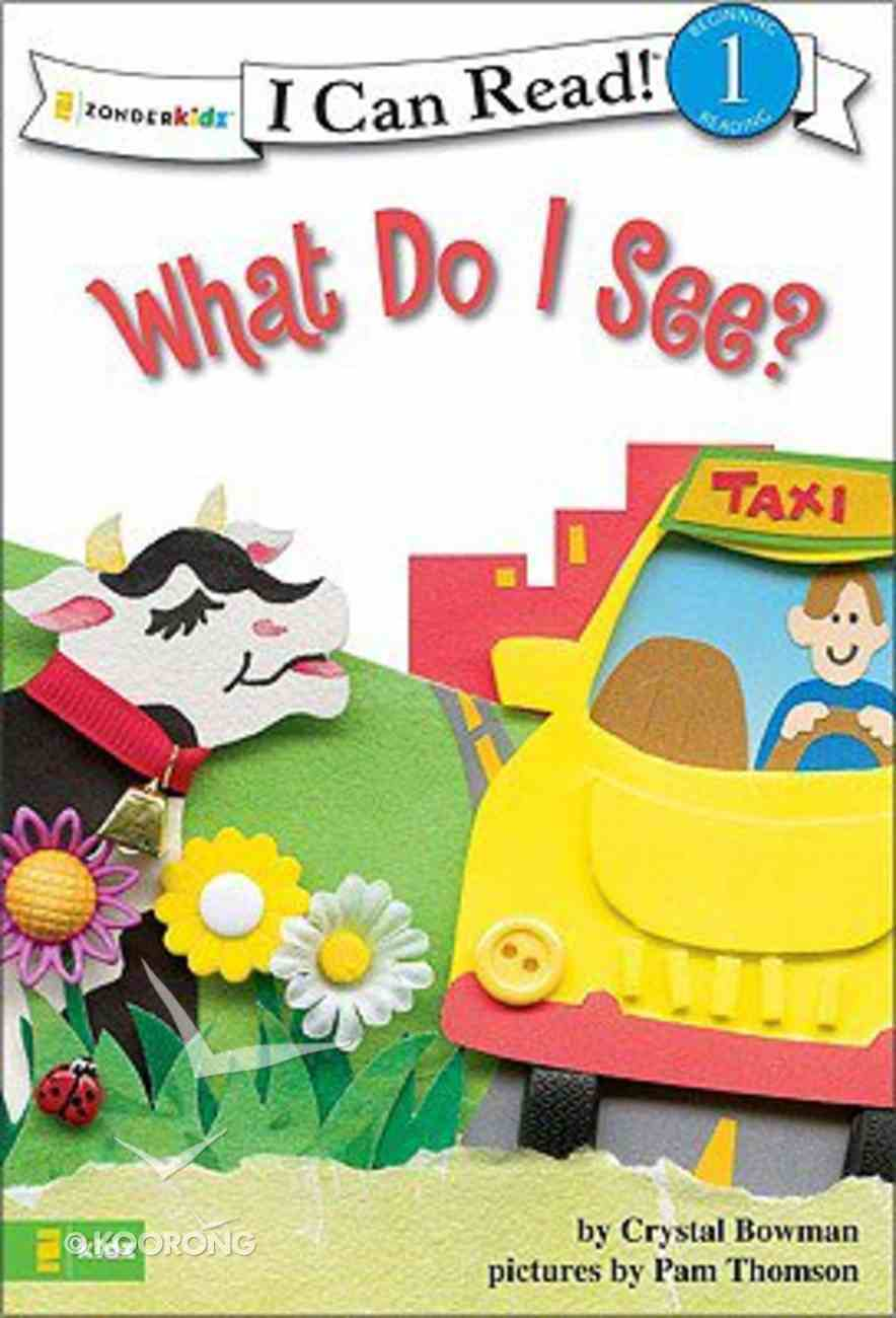 What Do I See? (I Can Read!1 Series) Paperback