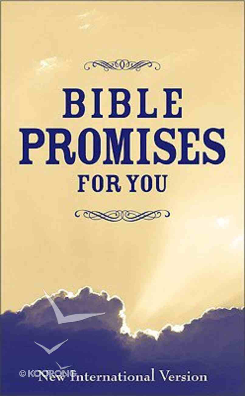 Bible Promises For You (Pack of 48) (Niv) Paperback