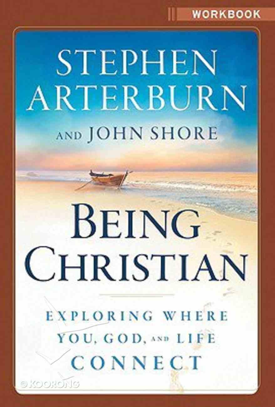 Being Christian (Workbook) Paperback