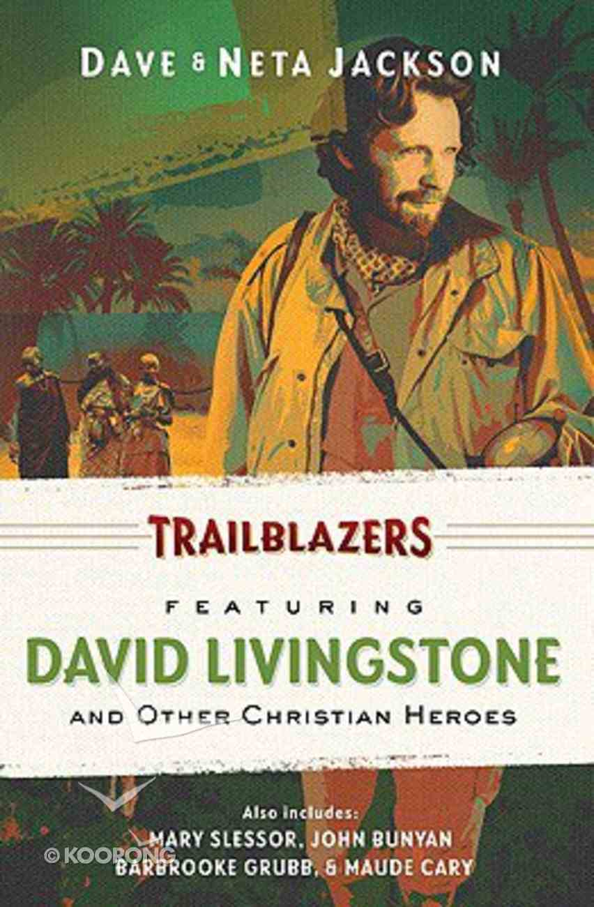 Trailblazers (5 in 1) (Trailblazer Series) Paperback
