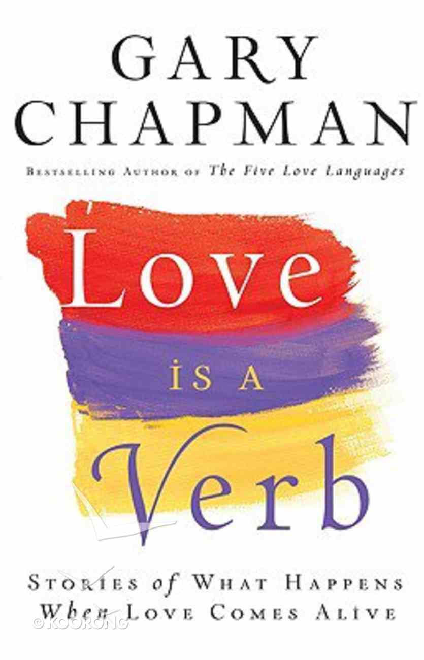 Love is a Verb Paperback