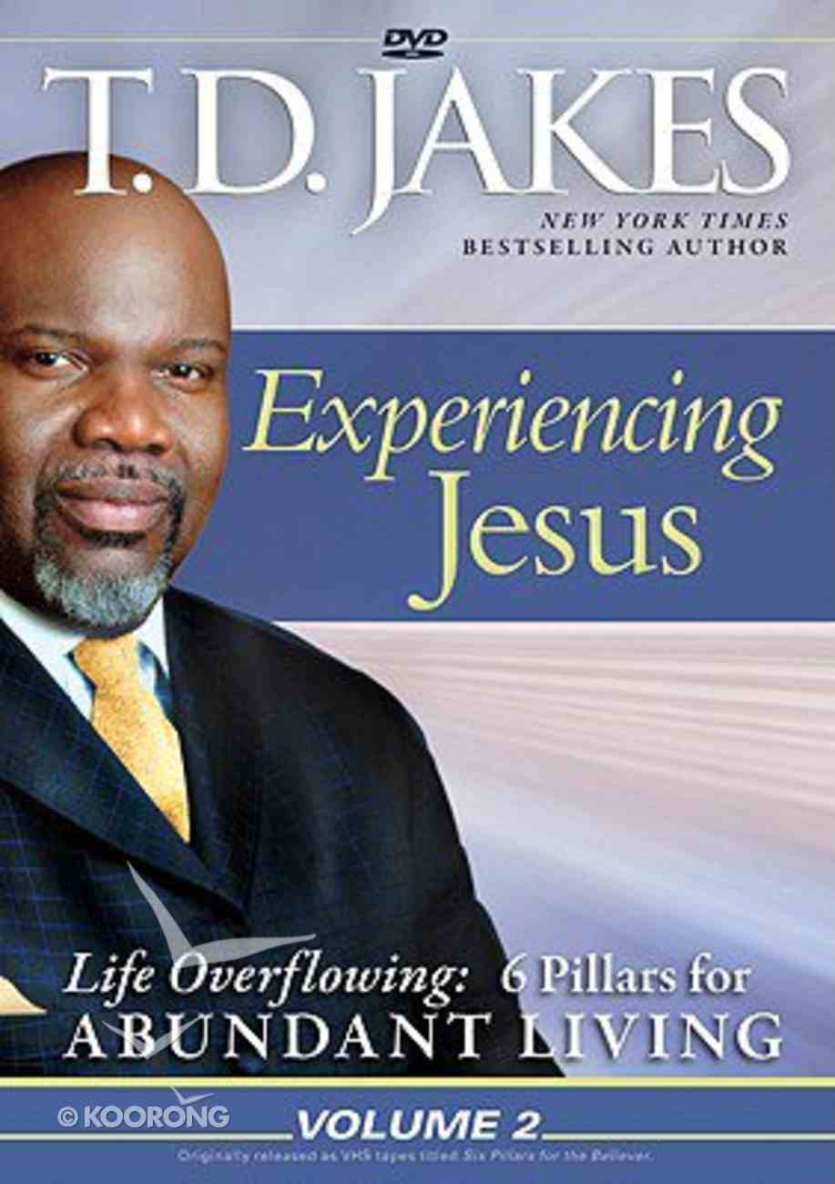 Experiencing Jesus (#02 in Life Overflowing Series) DVD