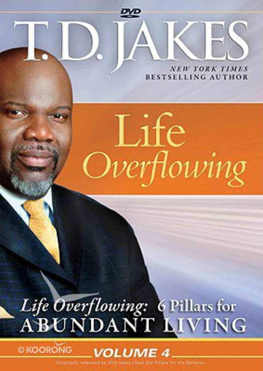 Life Overflowing (#04 in Life Overflowing Series) DVD