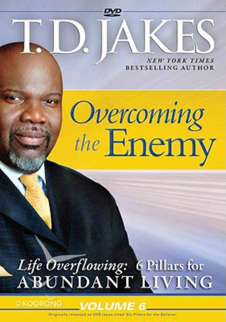 Overcoming the Enemy (#06 in Life Overflowing Series) DVD