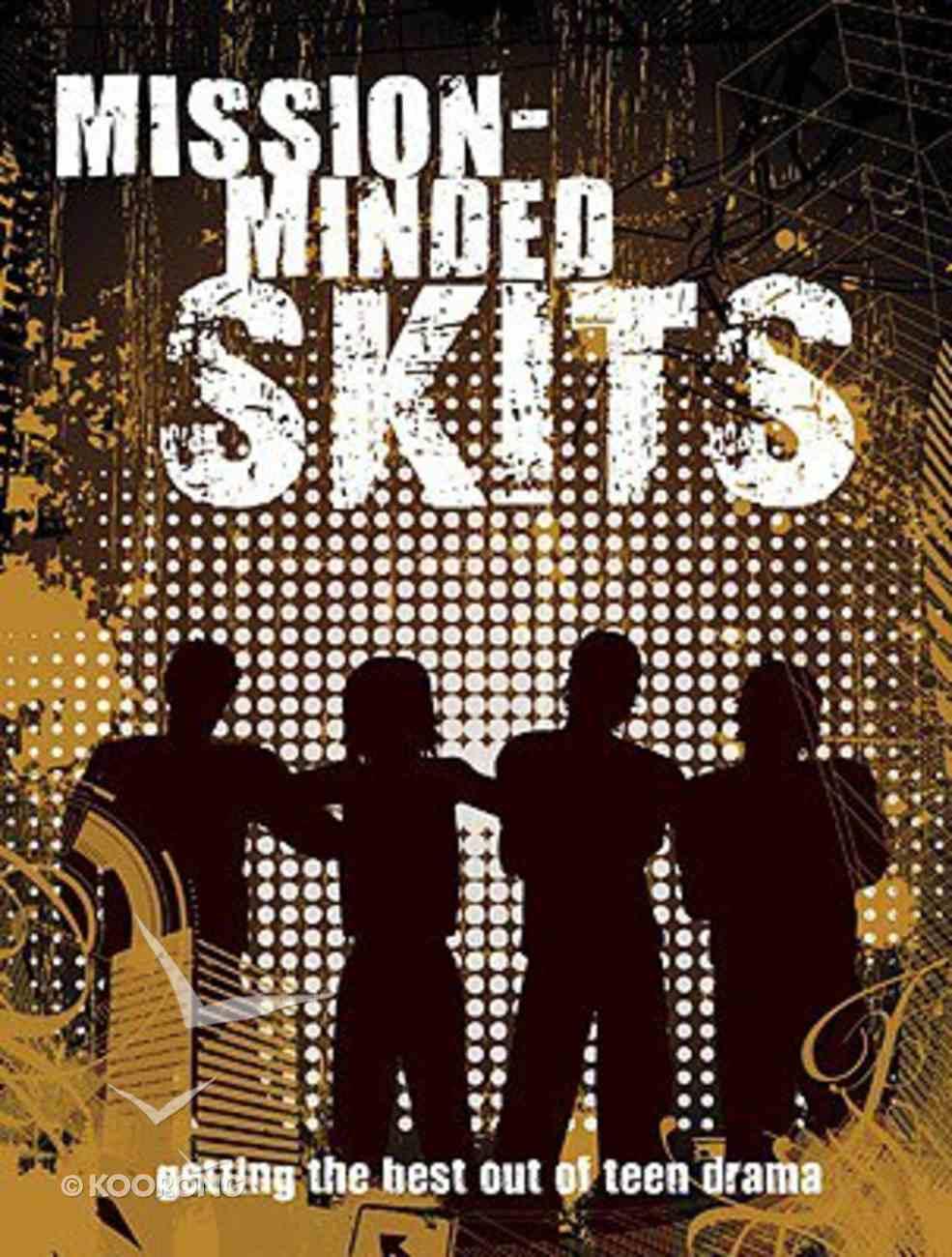 Mission-Minded Skits Paperback