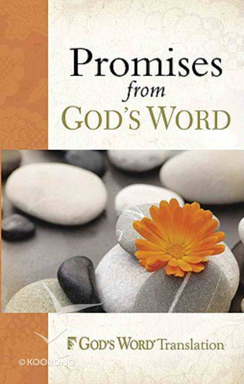 Promises From God's Word Paperback
