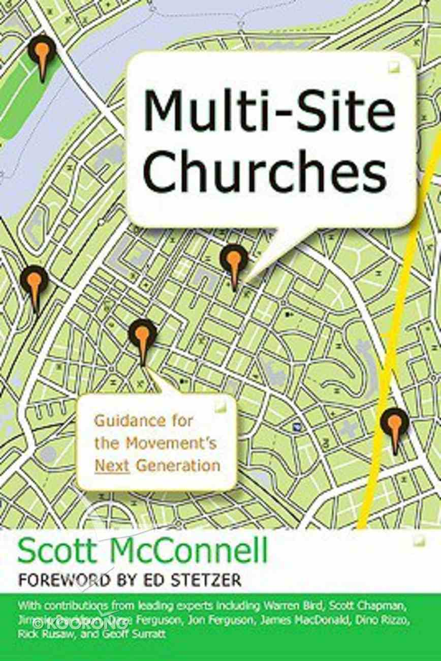 Multi-Site Churches Paperback