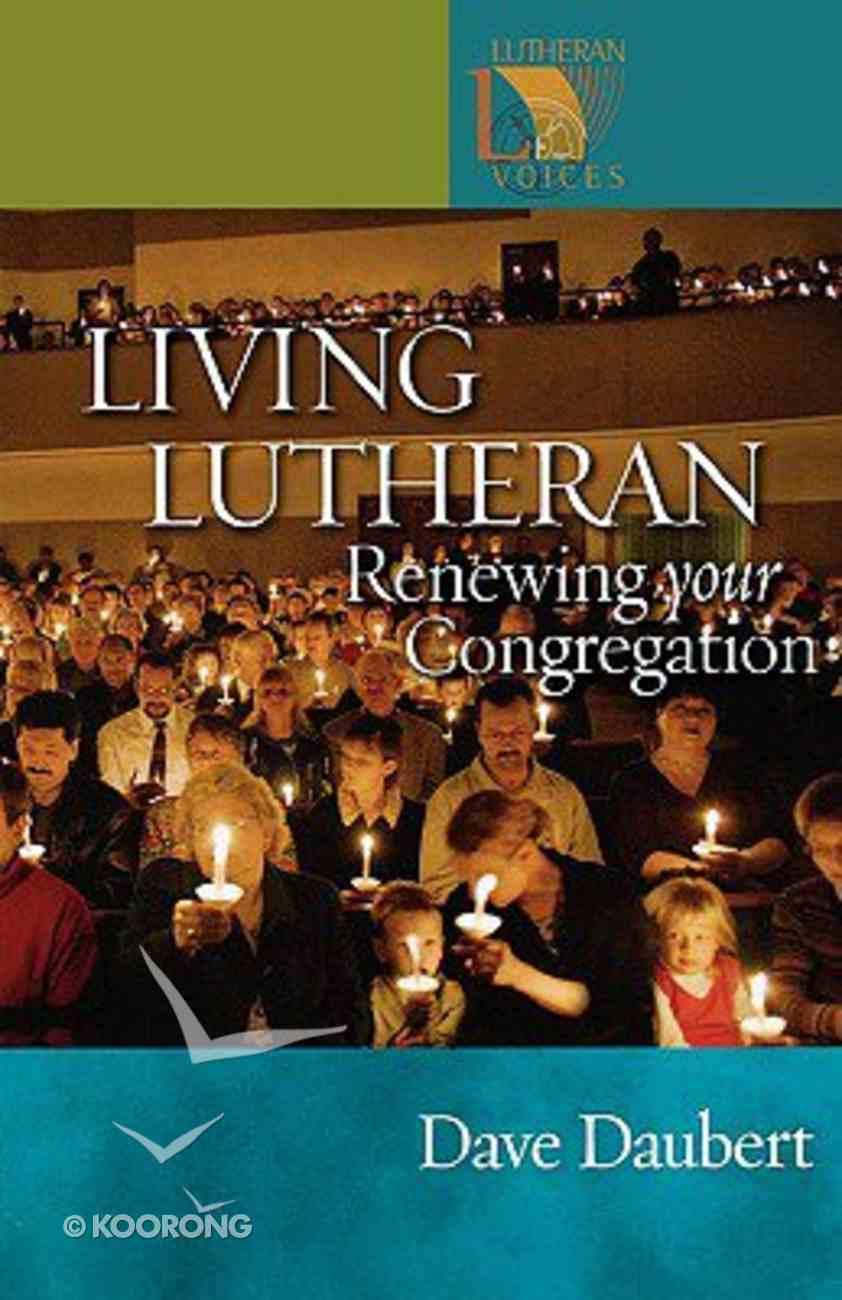Living Lutheran Paperback