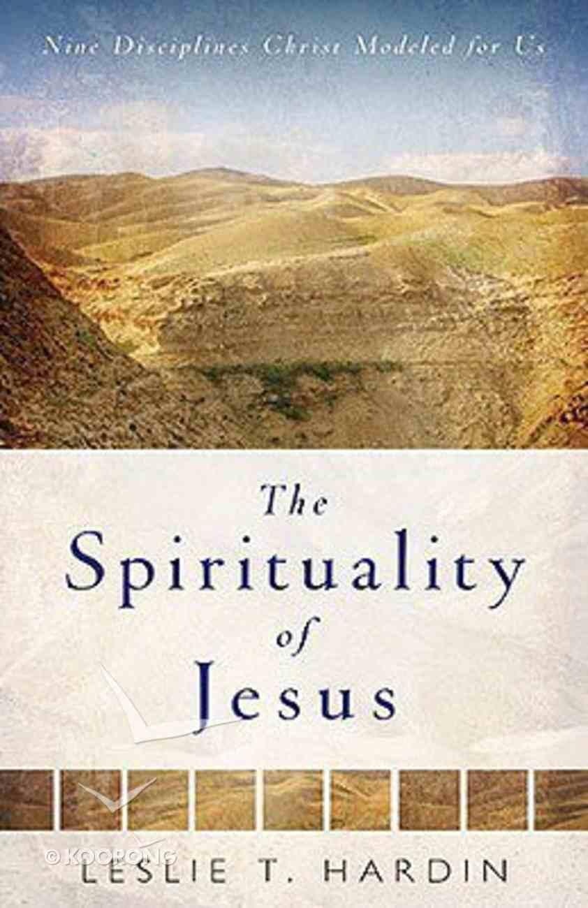 The Spirituality of Jesus Paperback