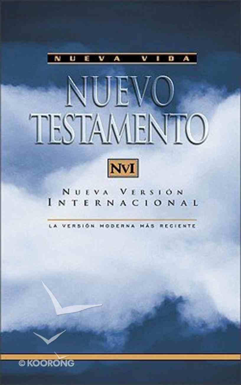 Nvi Nueva Vida Nuevo Testamento (New Life New Testament) Paperback