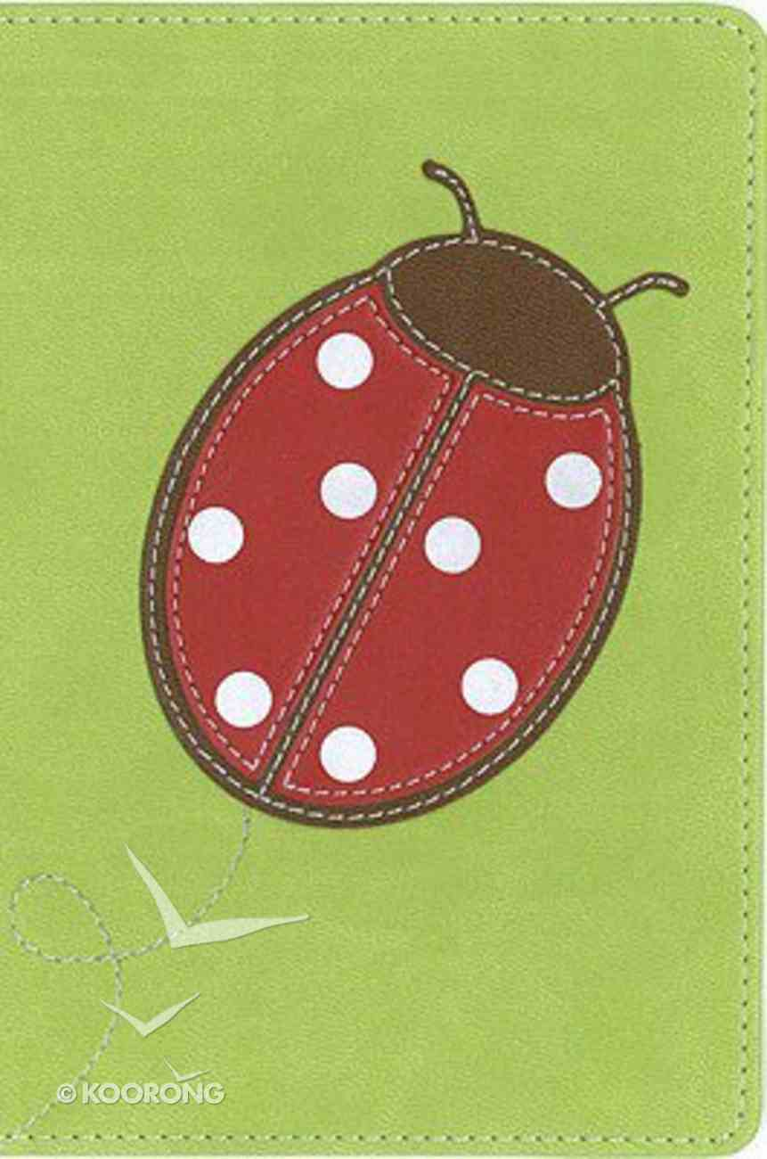 Nvi Ultrafina Compacta Catarina (Red Letter Edition) (Compact Thinline Lady Bug) Imitation Leather