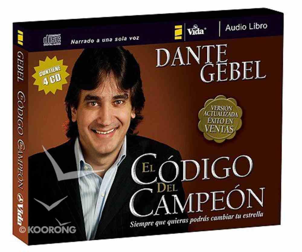 The El Codigo Del Campeon Audio Libro Champions Code CD