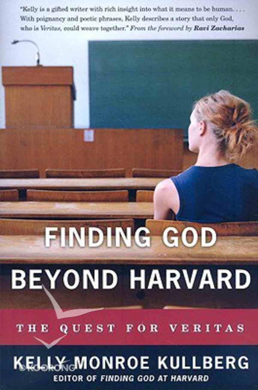Finding God Beyond Harvard Paperback