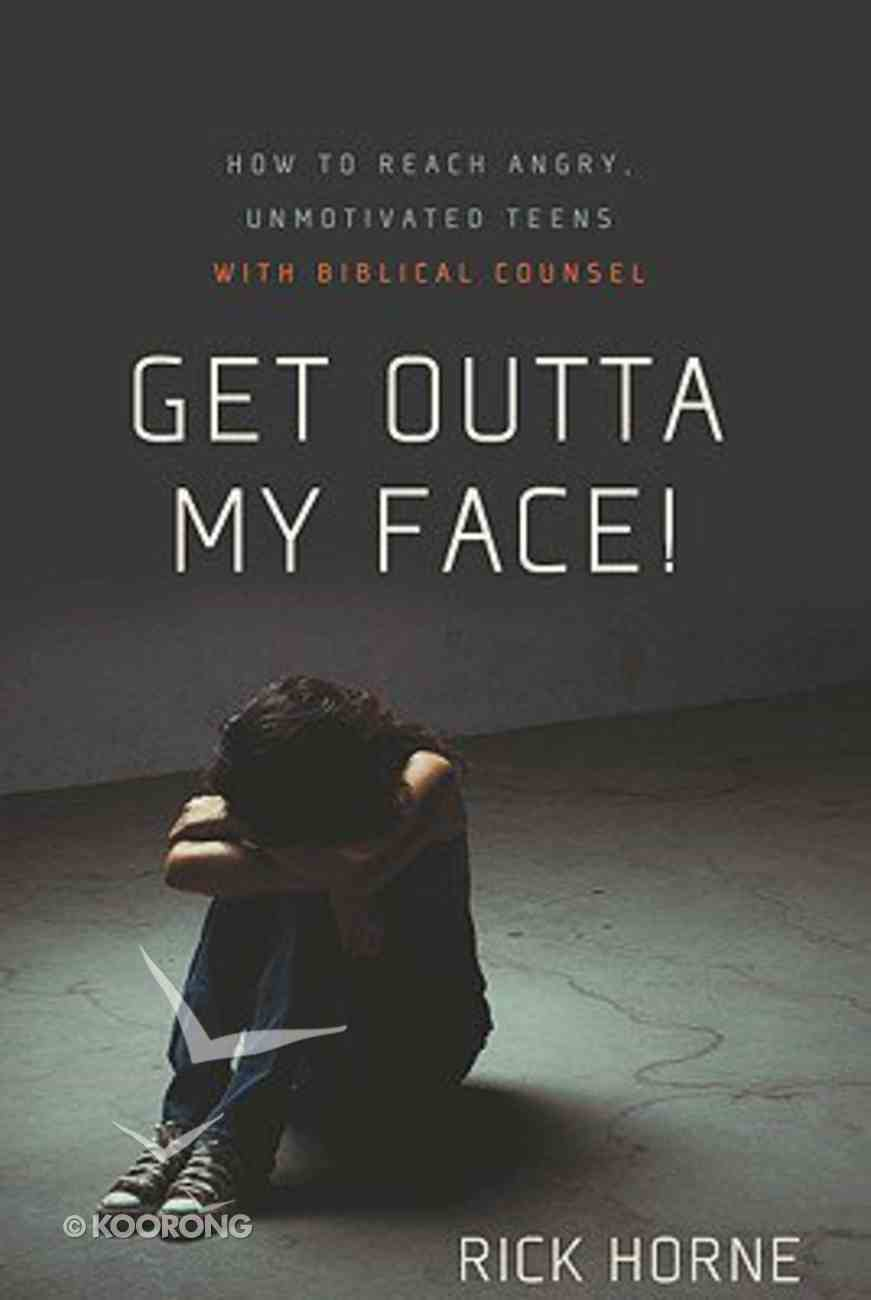 Get Outta My Face! Paperback