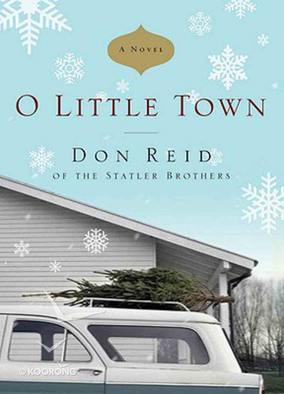 O Little Town Hardback