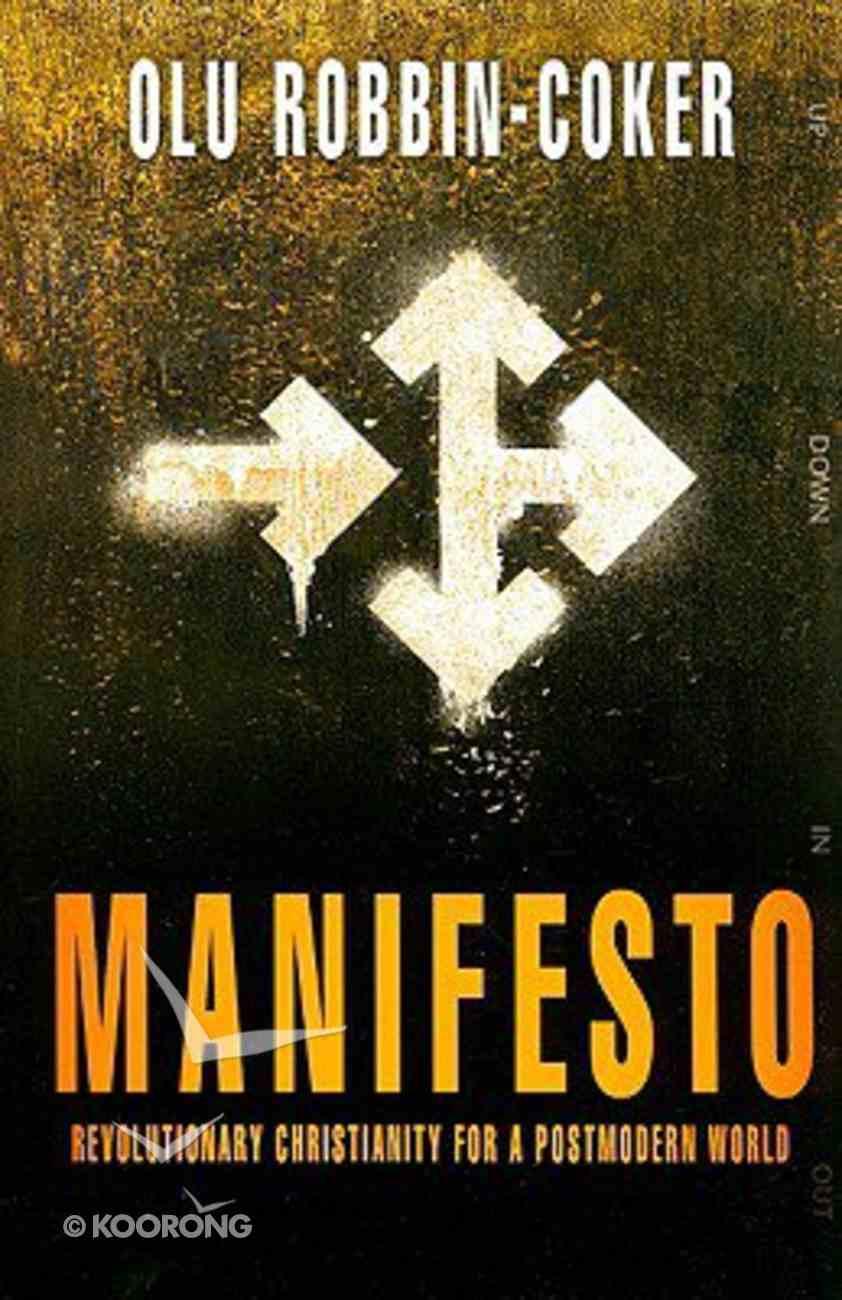 Manifesto Paperback