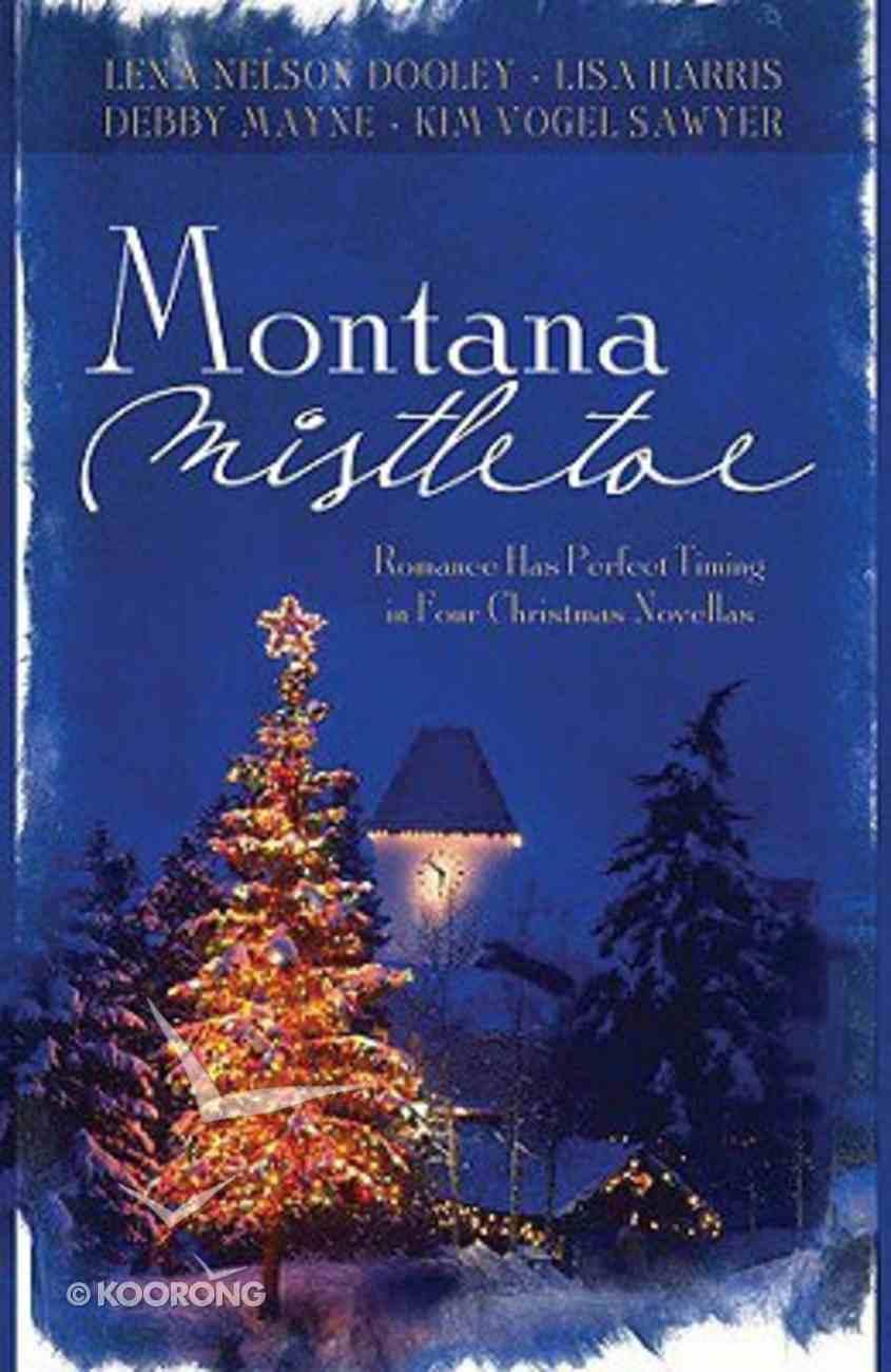 Montana Mistletoe Paperback