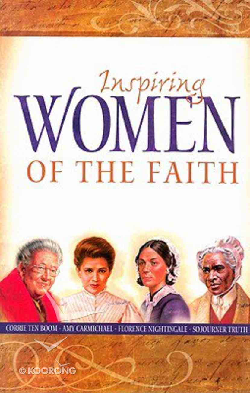 Inspiring Women of the Faith Paperback