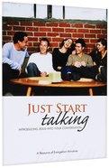 Just Start Talking (Workbook) Paperback