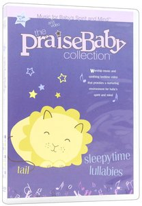 Product: Dvd Praise Baby Collection: Sleepytime Lullabies Image