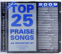Album Image for Top 25 Praise Songs 2009 Edition (Double Cd) - DISC 1