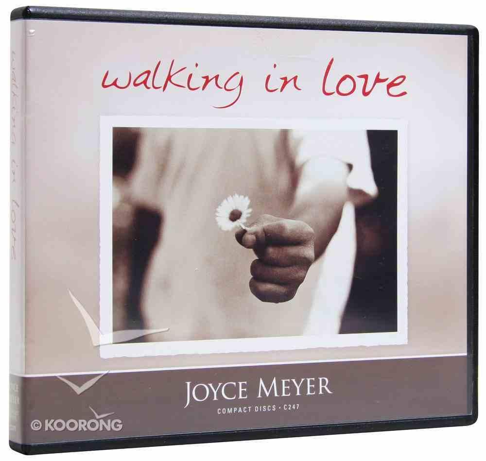 Walking in Love (6 Cds) CD