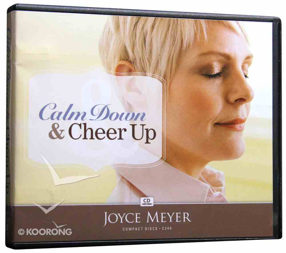 Calm Down and Cheer Up (2 Cds) CD