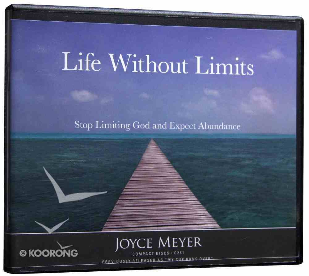 Life Without Limits (4 Cds) CD
