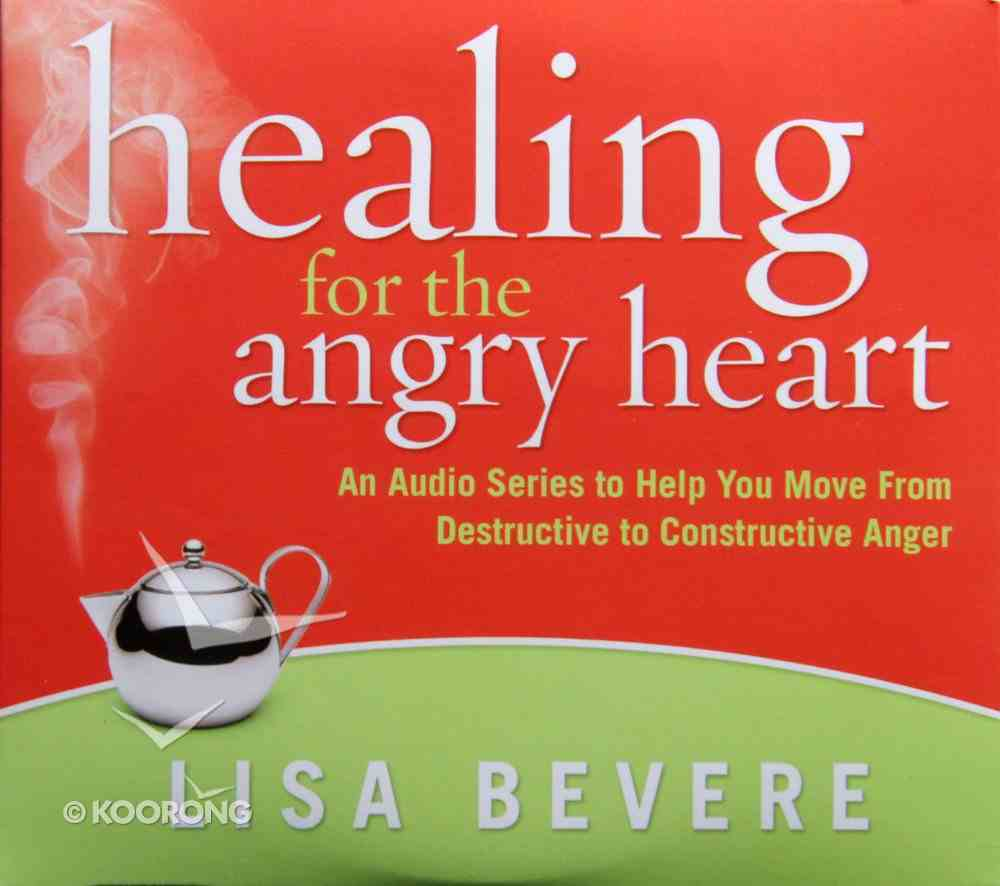 Healing For the Angry Heart (4cds) CD