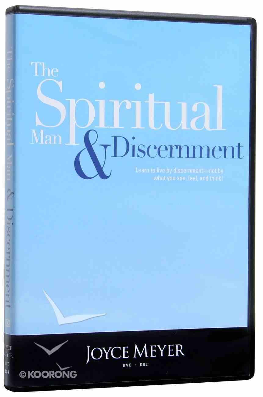 The Spiritual Man and Discernment DVD