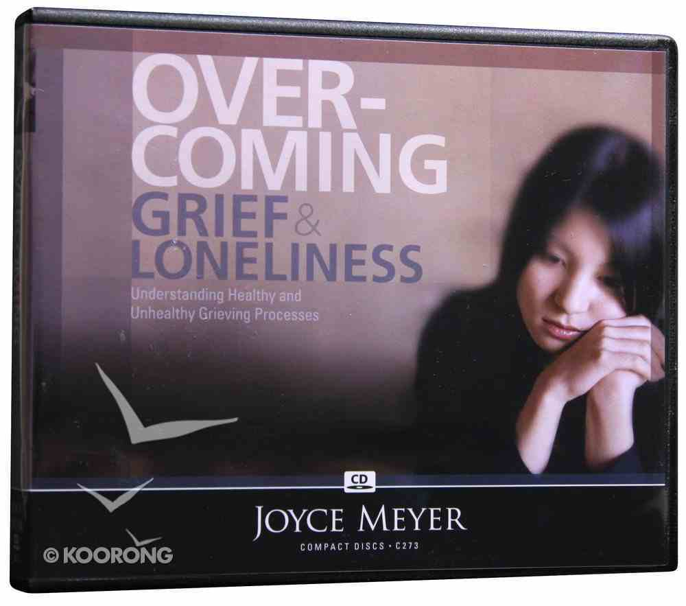 Overcoming Grief and Loneliness (2 Cds) CD