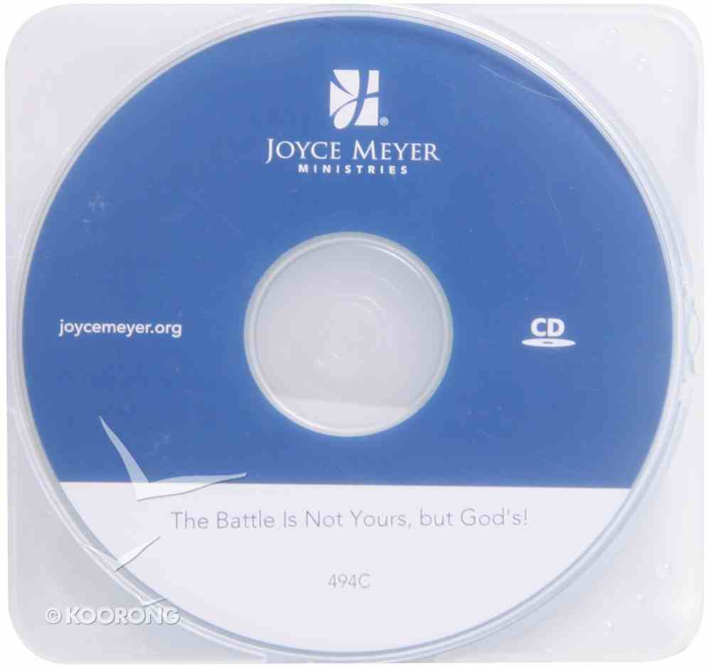 How the Enemy Attacks Through People (1 Cd) CD