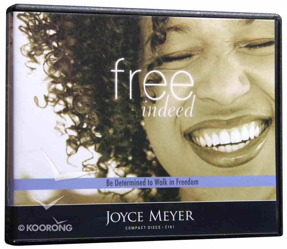 Free Indeed! (4 Cds) CD