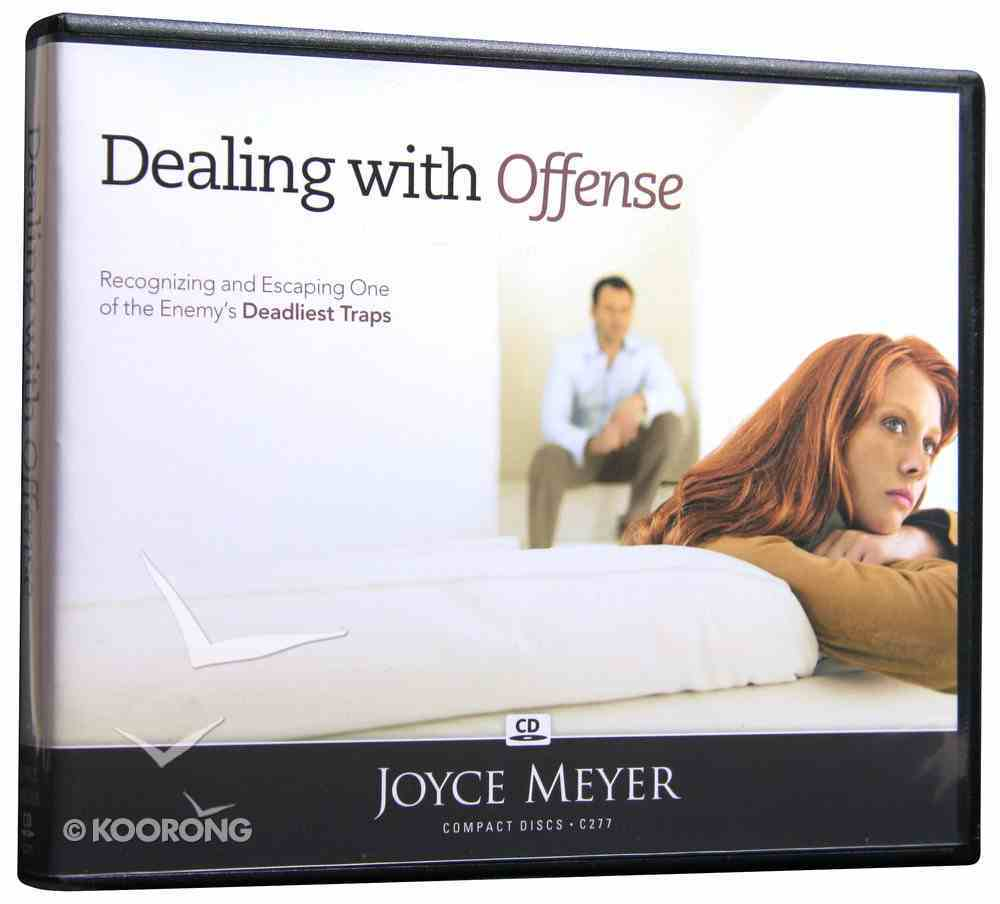 Dealing With Offense (4 Cds) CD