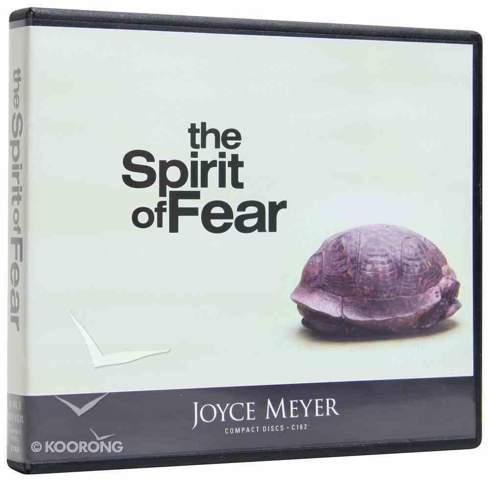 The Spirit of Fear (6 Cds) CD
