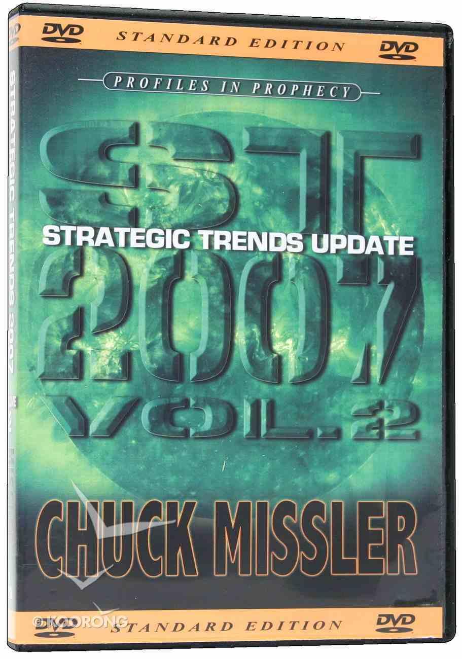 Strategic Trends 2007 Volume 2 DVD