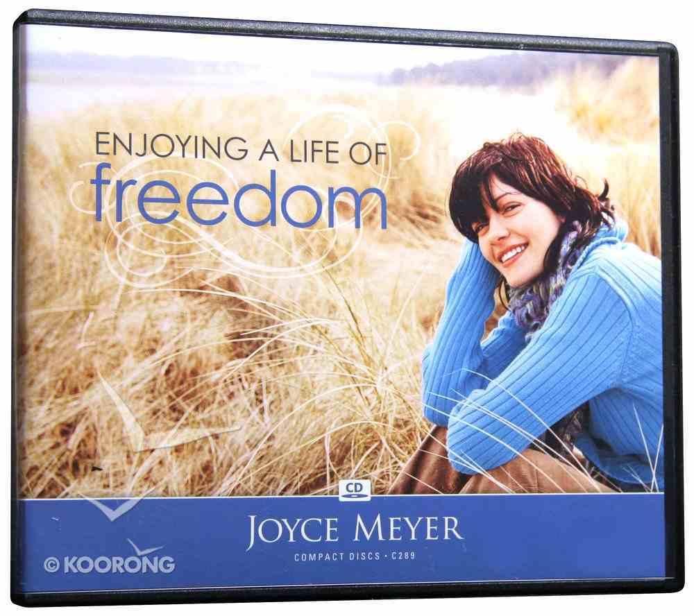 Enjoying a Life of Freedom (4 Cds) CD