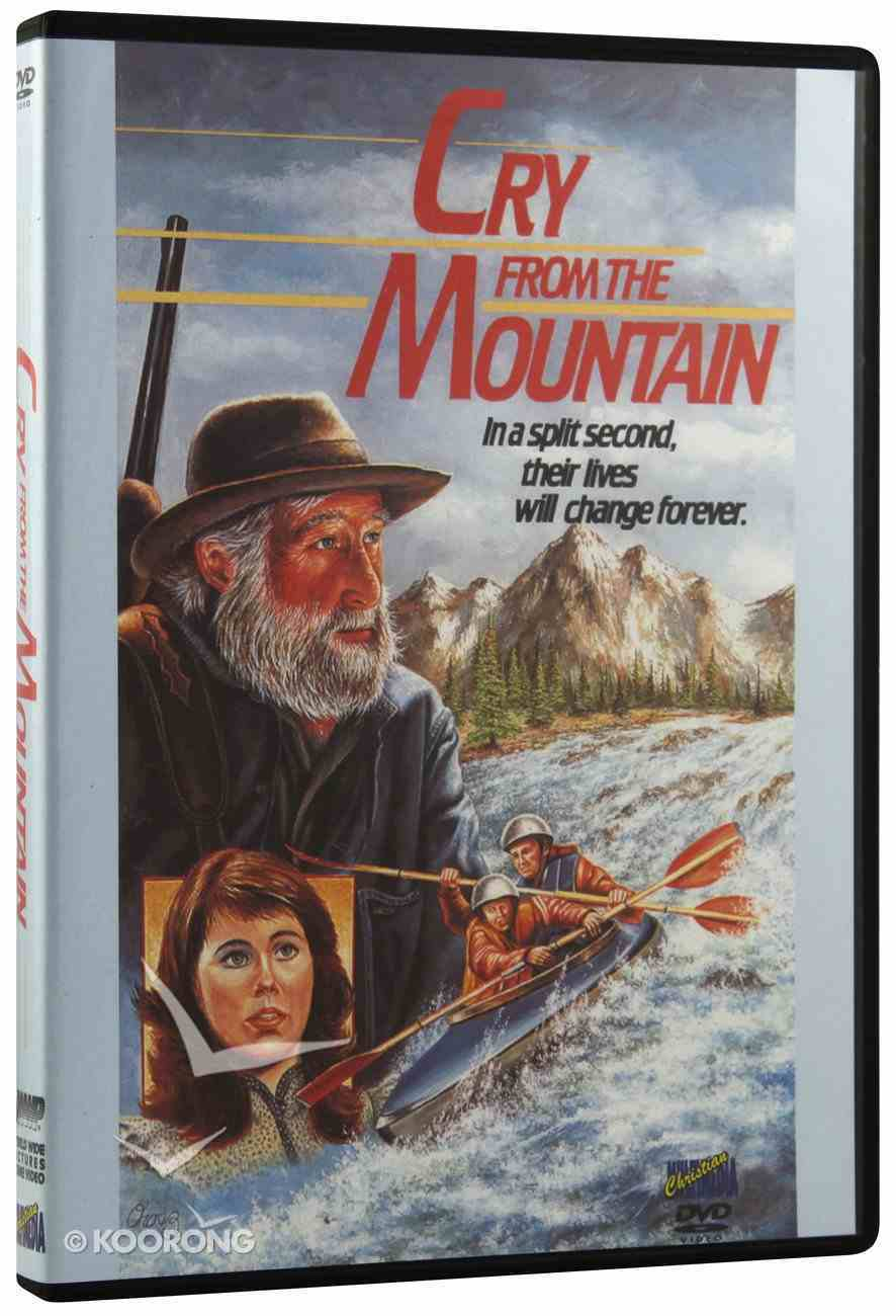 Cry From the Mountain DVD