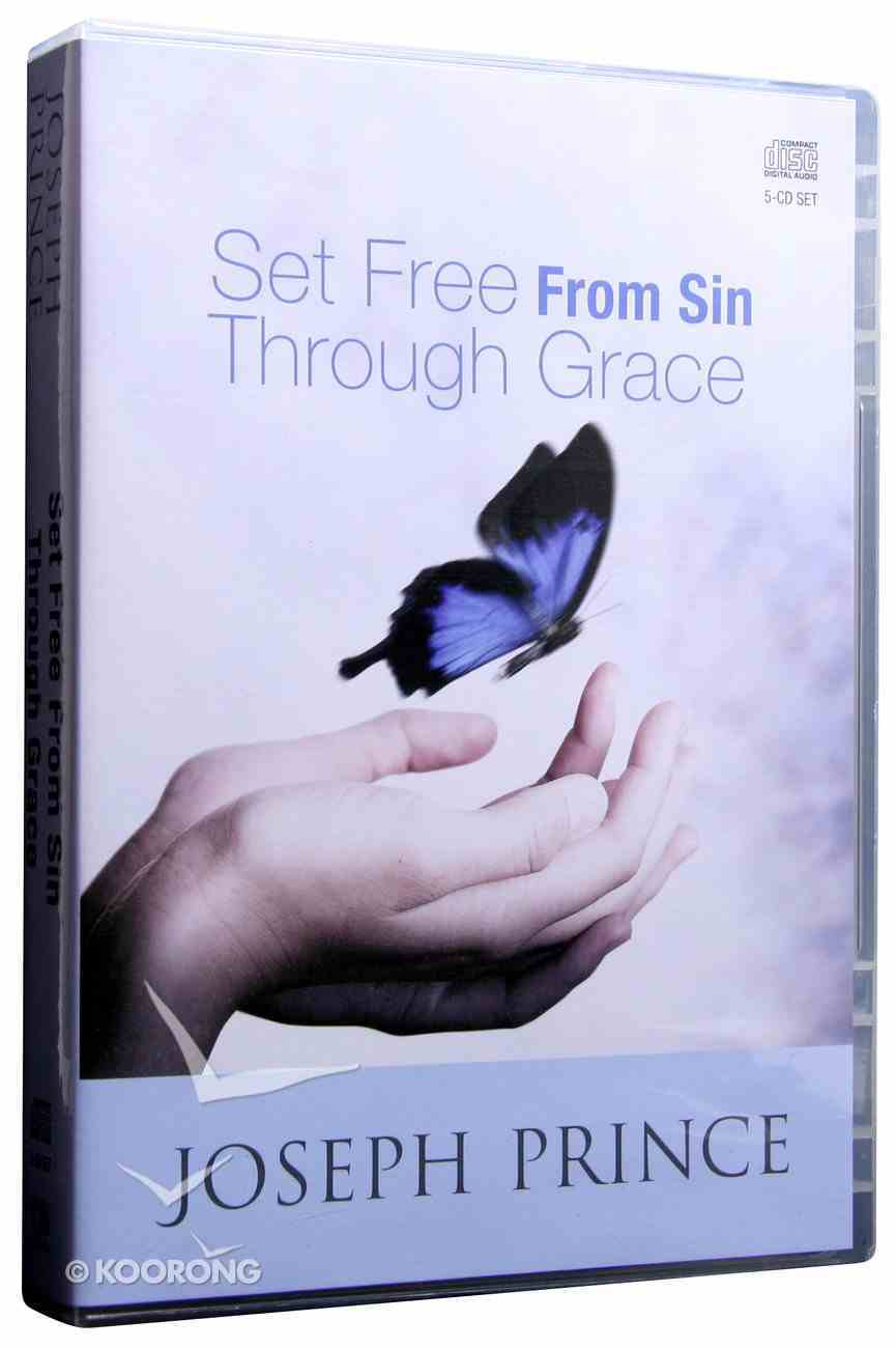 Set Free From Sin Through Grace (5 Cds) CD