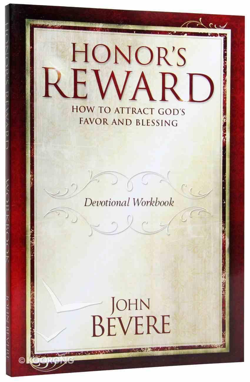 Honor's Reward (Workbook) Paperback