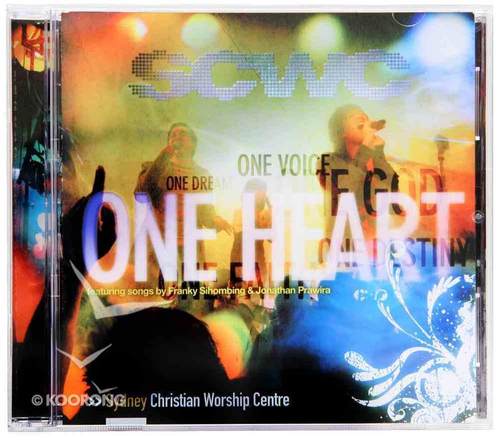 One Heart (Indonesian) CD