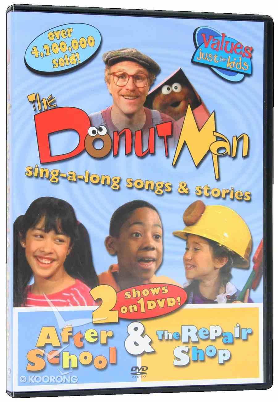 After School & Repair Man DVD