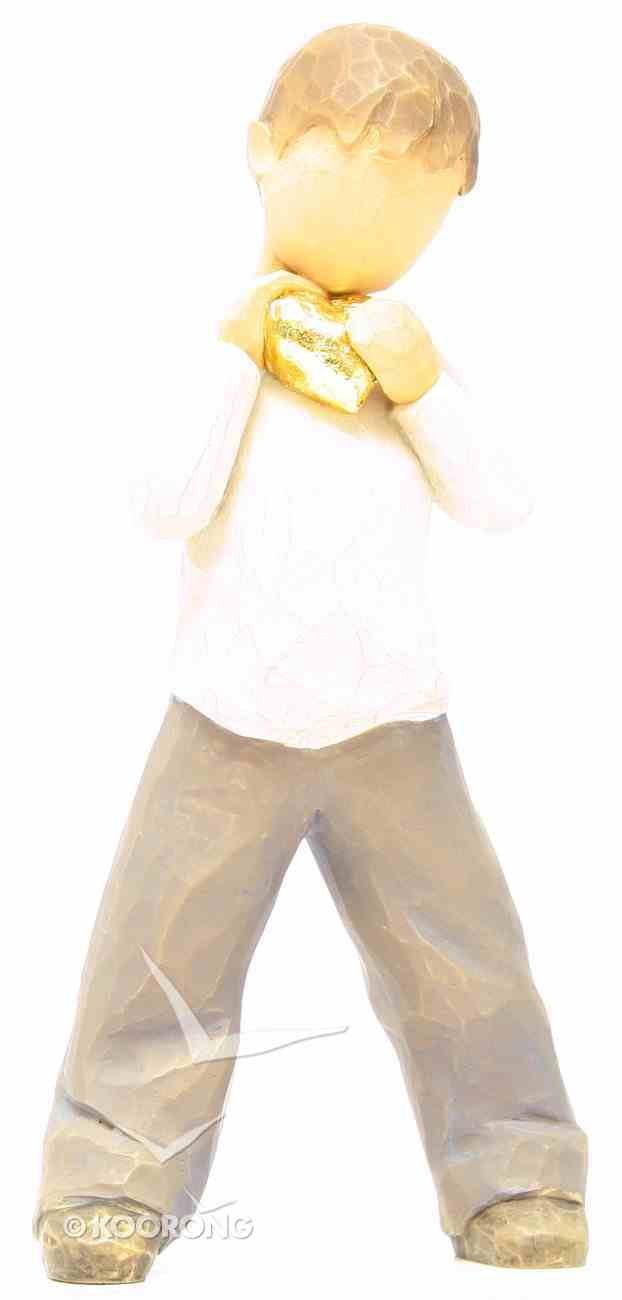 Willow Tree Figurine: Heart of Gold Homeware