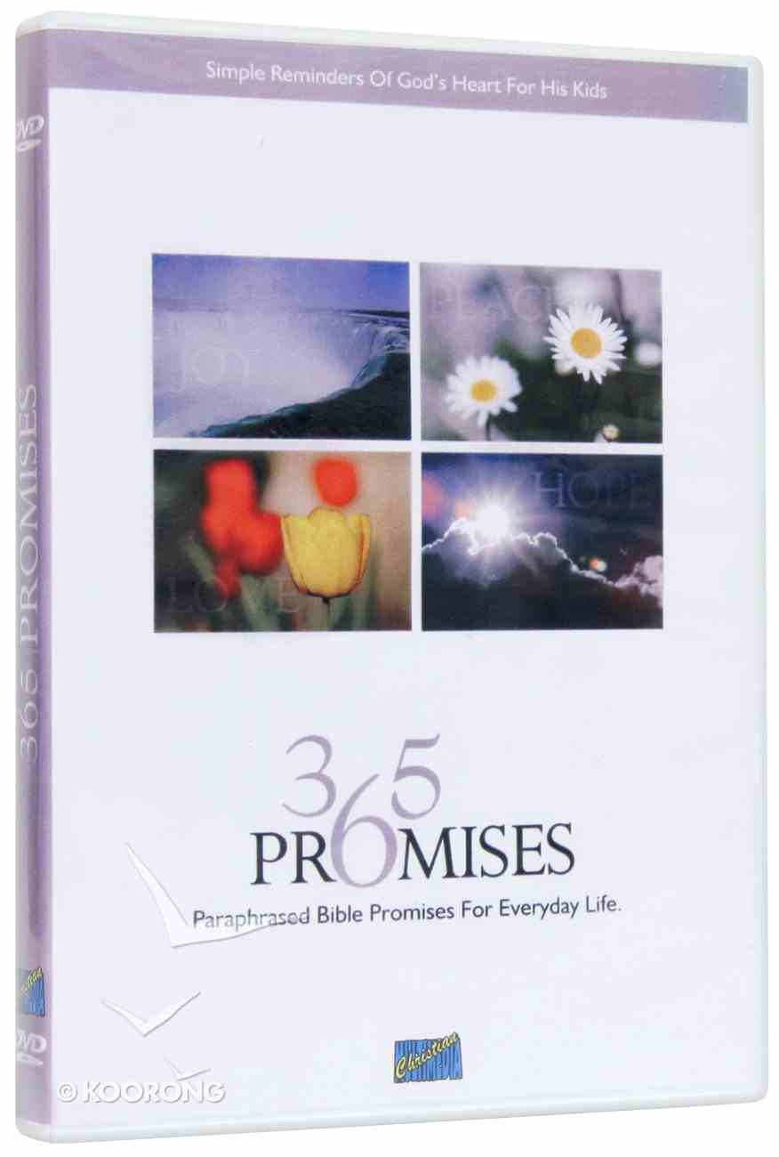 365 Promises DVD