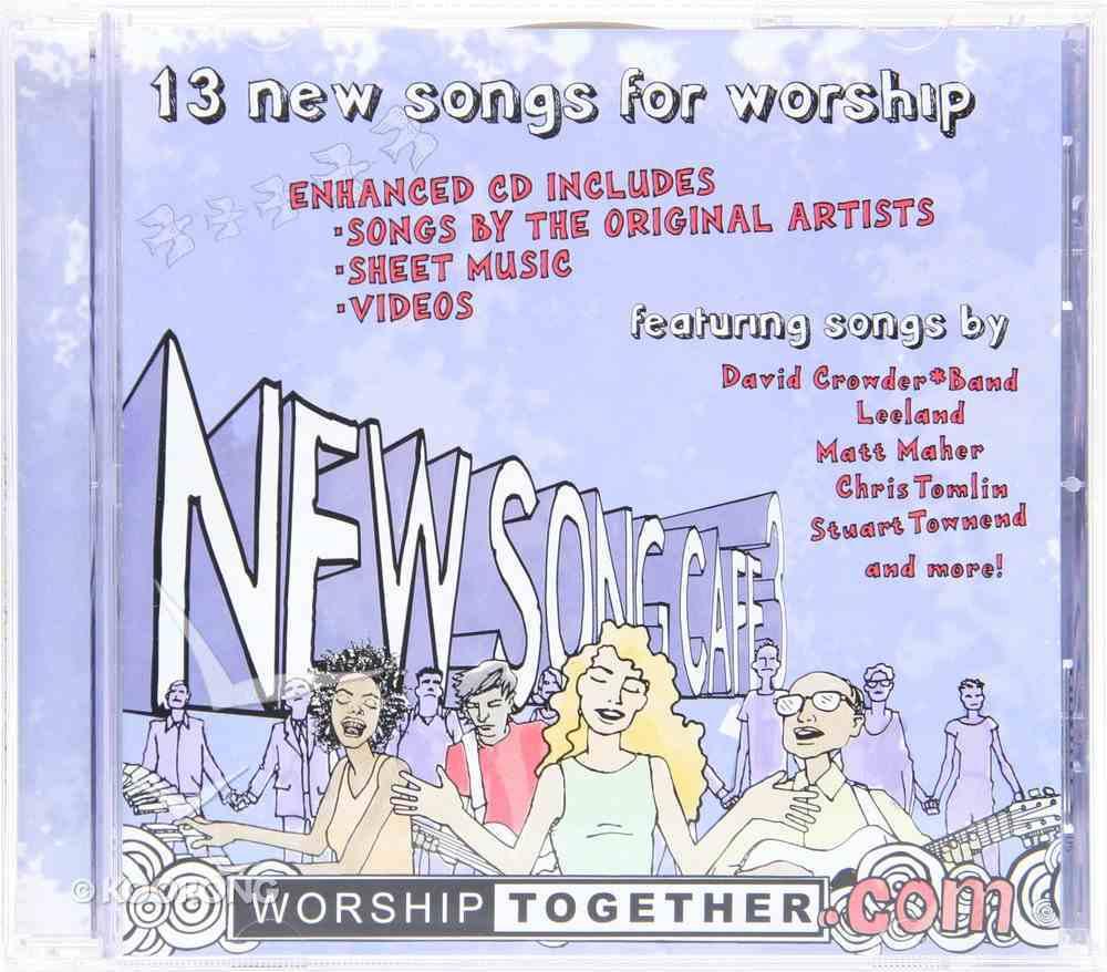 New Song Cafe Volume 3 (Cd/dvd) CD