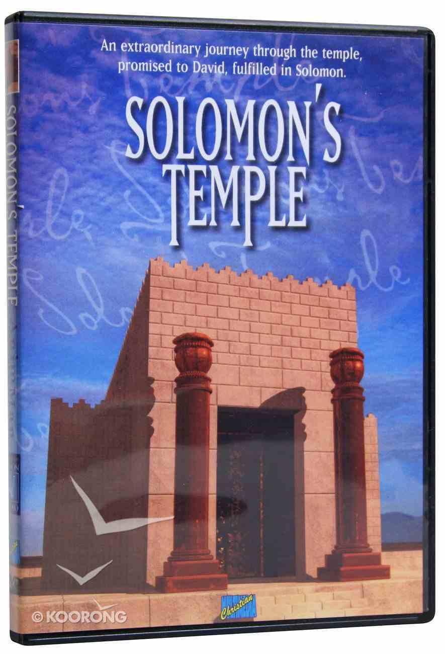 Solomon's Temple DVD